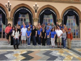 Teaching American History Grant Cohort Members, Ca' d'Zan Mansion