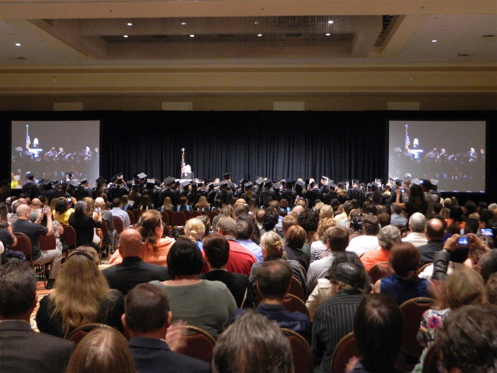 FLVS Full Time Graduation Ceremony, Class of 2013