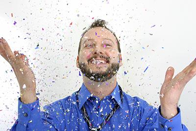Call Center Classroom Celebration