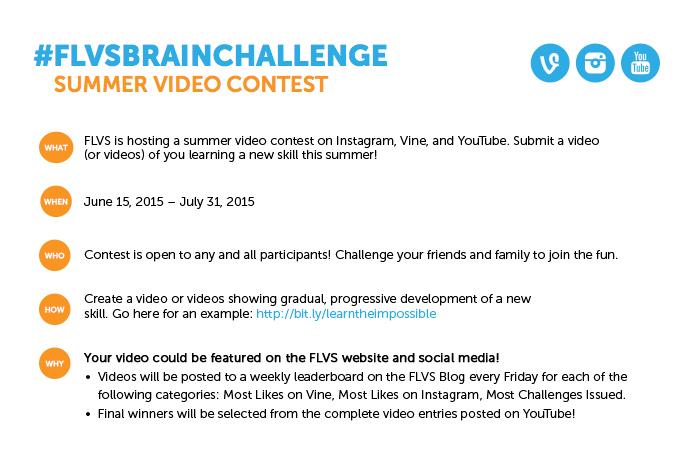 Blog FLVS Brain Challenge