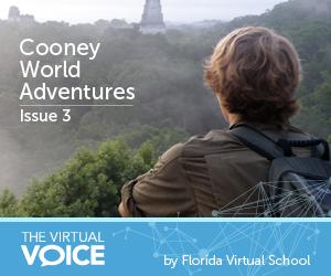 Cooney World Adventures Issue 3