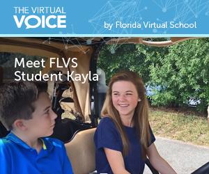 FLVS Student Kayla