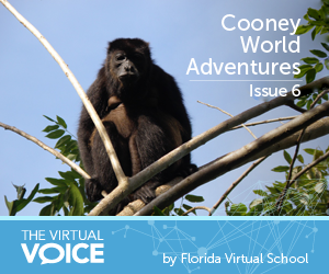 Cooney World Adventures Issue 6