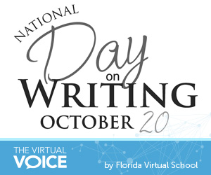 National Day on Writing - October 20