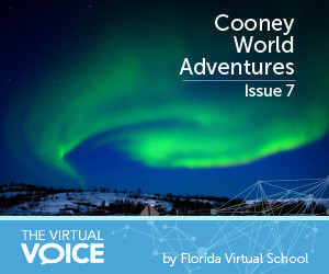 Cooney World Adventures Issue 7