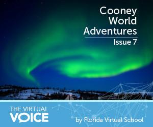 Cooney World Adventures Issue 7