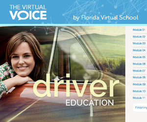FLVS Driver Education Menu
