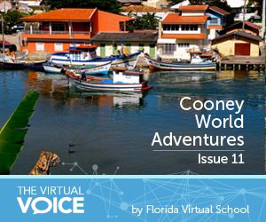 Cooney World Adventures Issue 11