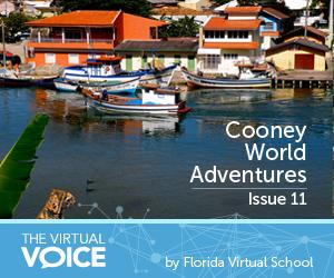 Cooney World Adventures Issue 11
