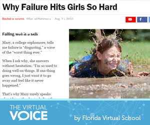 Helping Girls Succeed through Failure