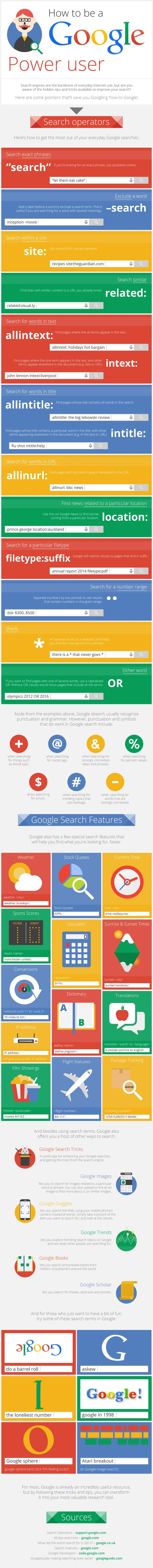 Google Search Jedi Infographic