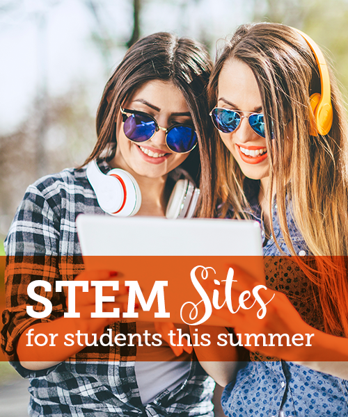 2016 STEM Sites for Students During Summer