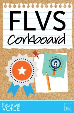 FLVS Corkboard