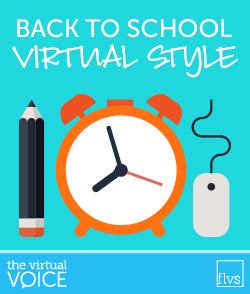 Heading Back to School Virtual Style