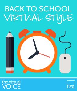 Heading Back to School Virtual Style