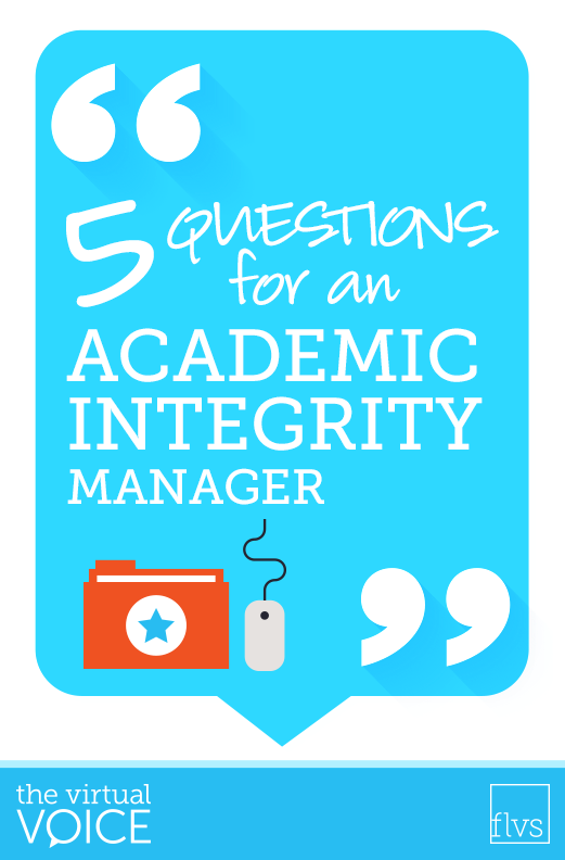 academic integrity This course will explore academic integrity and how you can demonstrate it in your work, study and research at university.