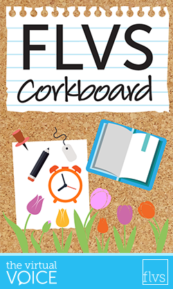 FLVS January Corkboard