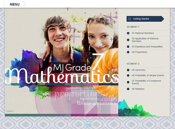 FLVS MJ Grade 7 Math