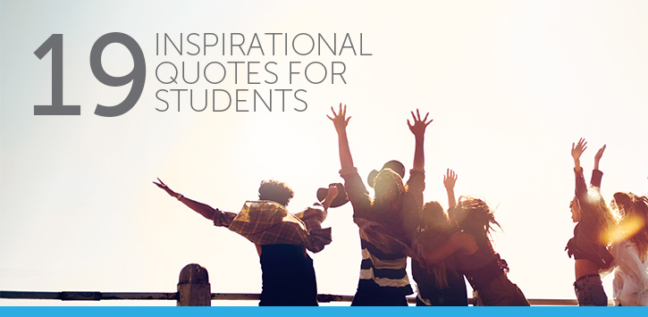 Inspirational Quotes to Share with Students | The Virtual Voice