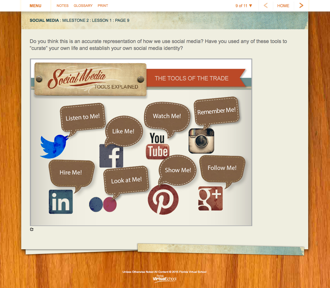 Social Media Screenshots - Tools