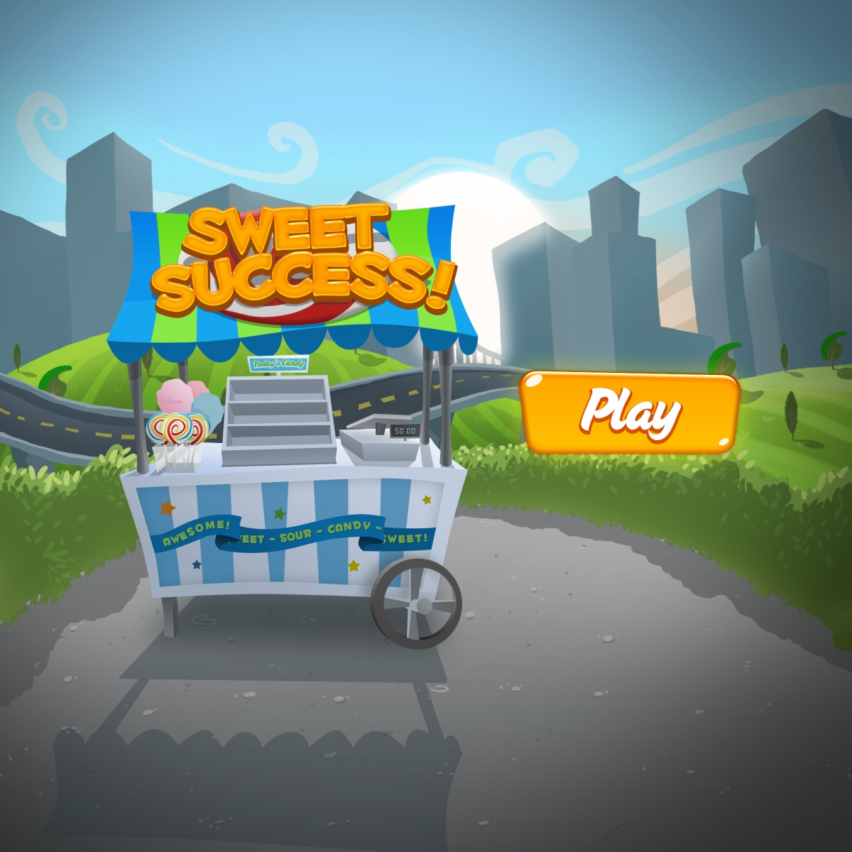 SweetSuccess_TitleScreen